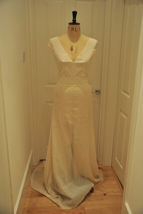 bespoke wedding dress makers uk